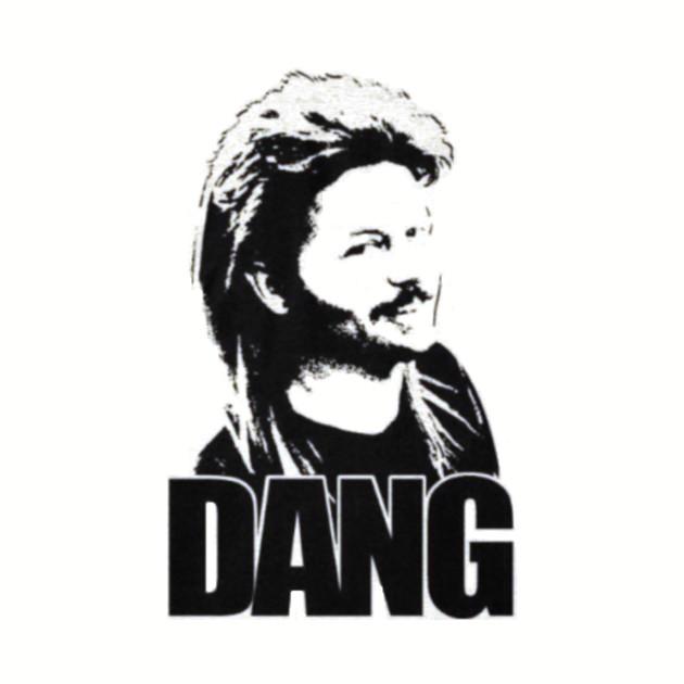 DANG! Image Tagged in Joe Dirt - Imgflip | Image Meme on ME.ME |Joe Dirt Dang