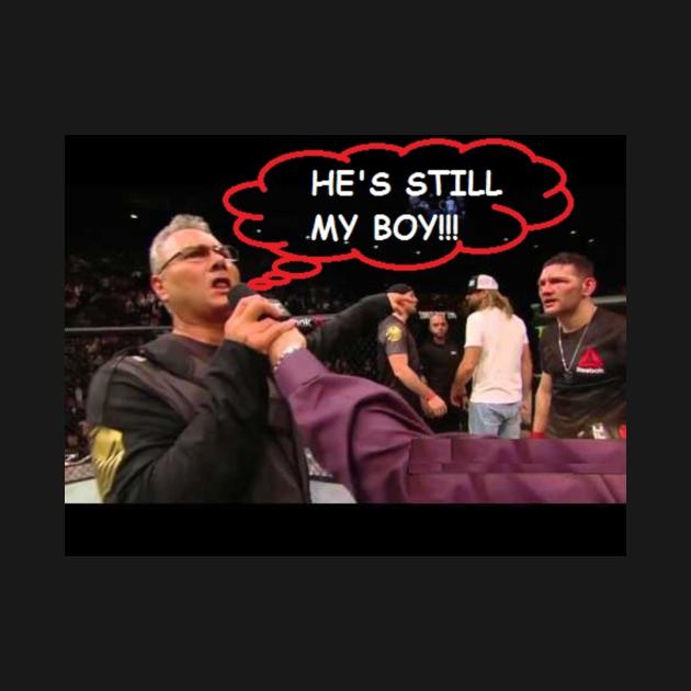 He's still my boy!!!