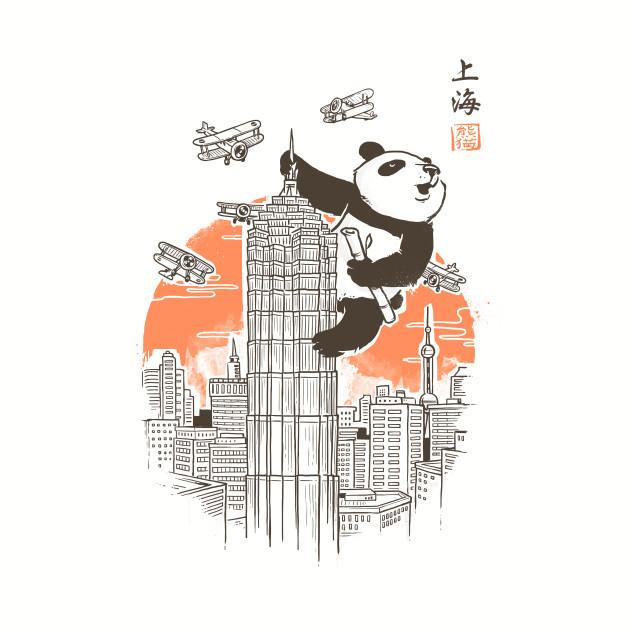 Meanwhile In Shanghai...
