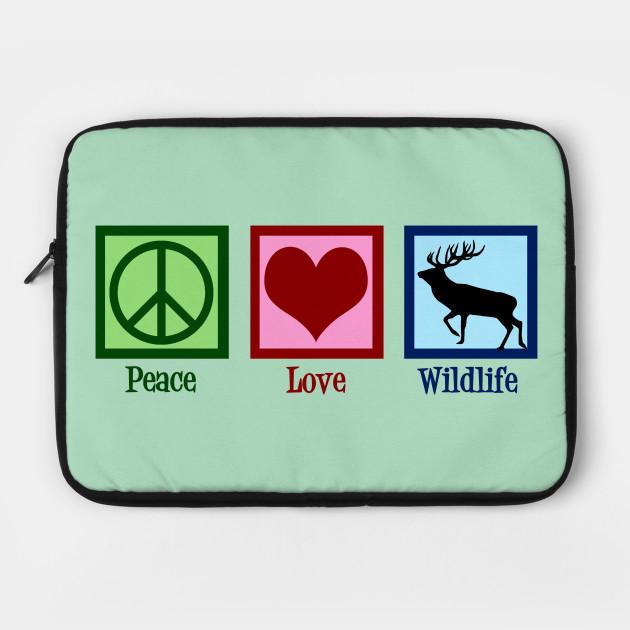 Peace Love Wildlife