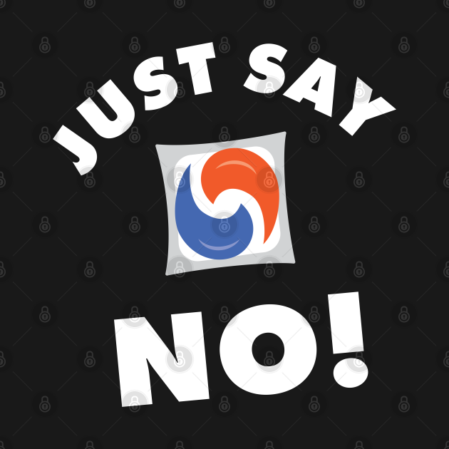 Just Say No to Eating Laundry Detergent
