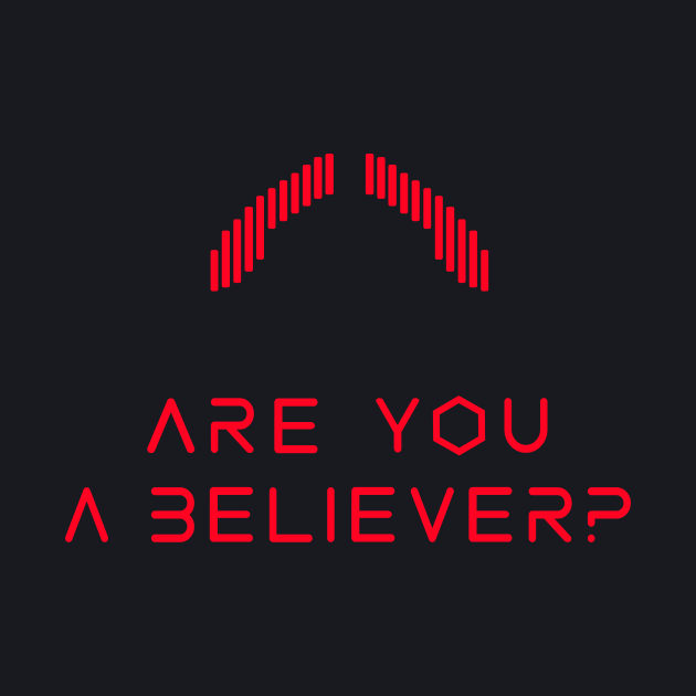 Are you a believer?