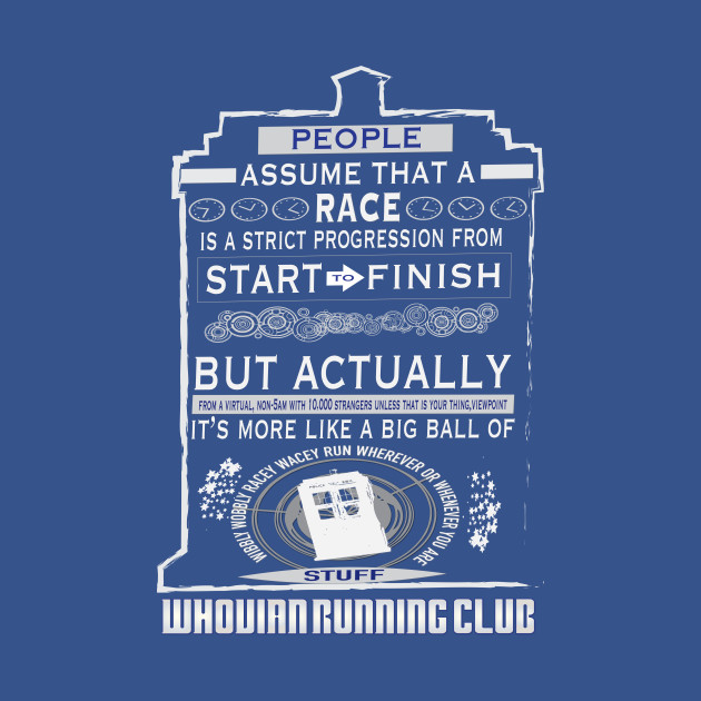 Wibbly Wobbly Racey Wacey Run