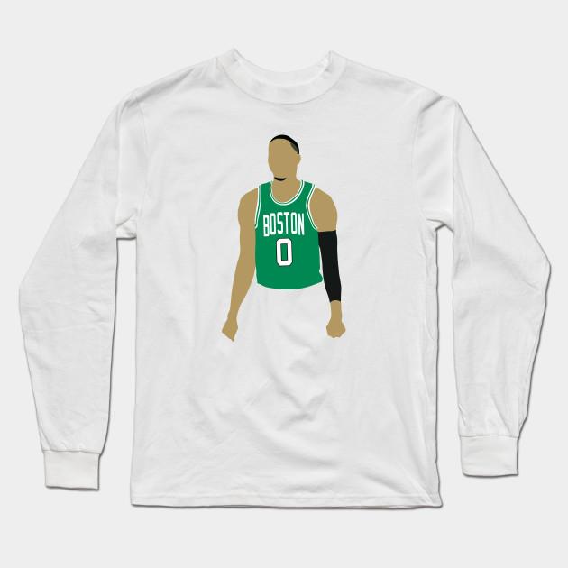 the best attitude ed751 b17f1 Jayson Tatum Celtics