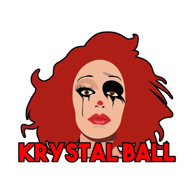 Krystal Ball - Classic Red