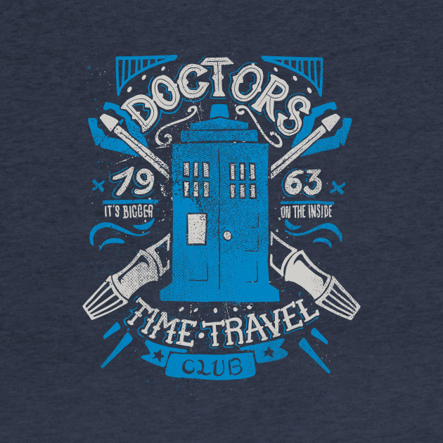 Doctors Time Travel Club