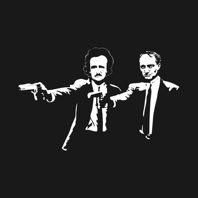 Edgar Allan Poe Charles Baudelaire Pulp Fiction