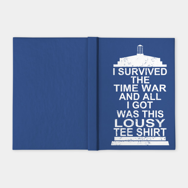I SURVIVED THE TIME WAR