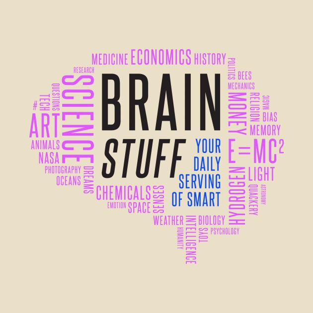 Brain Stuff Calligram v3