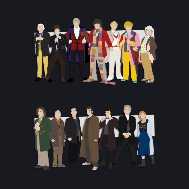 The 14 Doctors