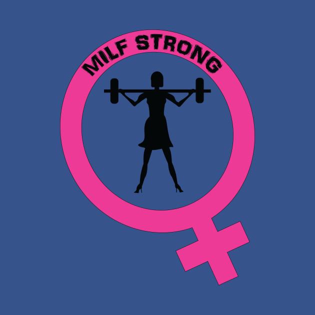 Milf - Gym Bodybuilding Motivation - Tank Top  Teepublic-4653