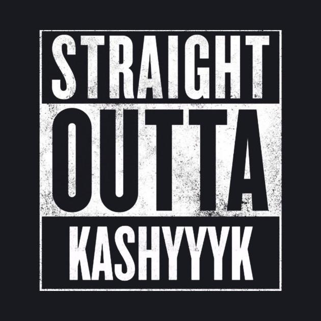 Straight Outta Kashyyyk