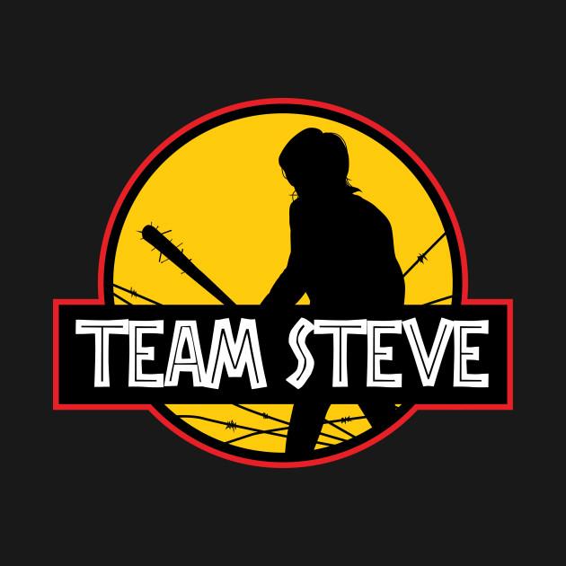 Team Steve - Stranger Things