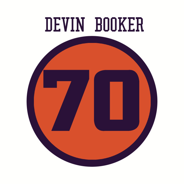 Devin Booker 70 points