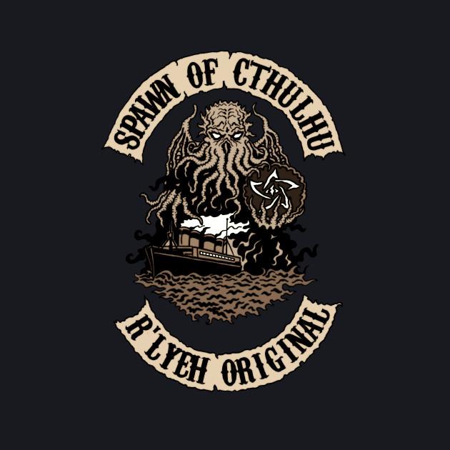 Spawn of Cthulhu - R'lyeh Original