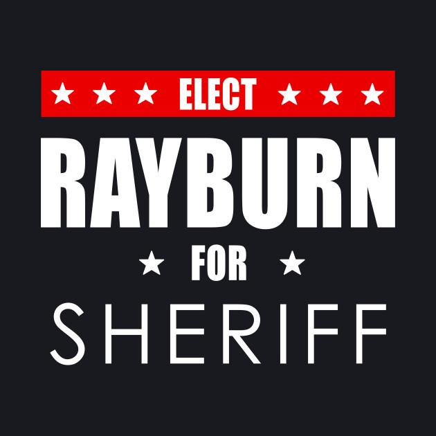 Rayburn For Sheriff