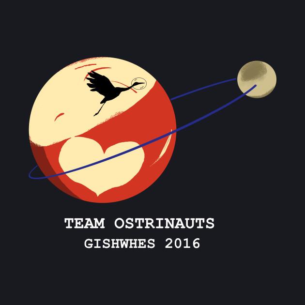 Ostrinauts - 2016