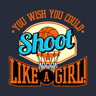 Girls Basketball T-Shirts | TeePublic UK