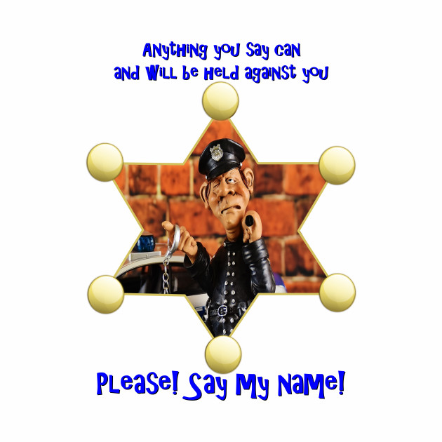 Say My Name! (His)