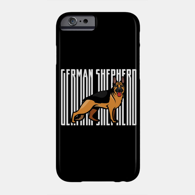 091cb1ea6 German Shepherd with Christiano Ronaldo move to Juventus new style Phone  Case