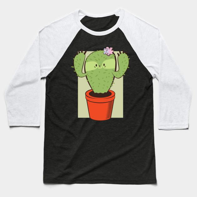 Sloth Cactus T-Shirt