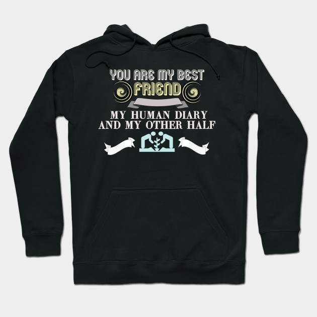 national best friends day,you are my best friends Hoodie