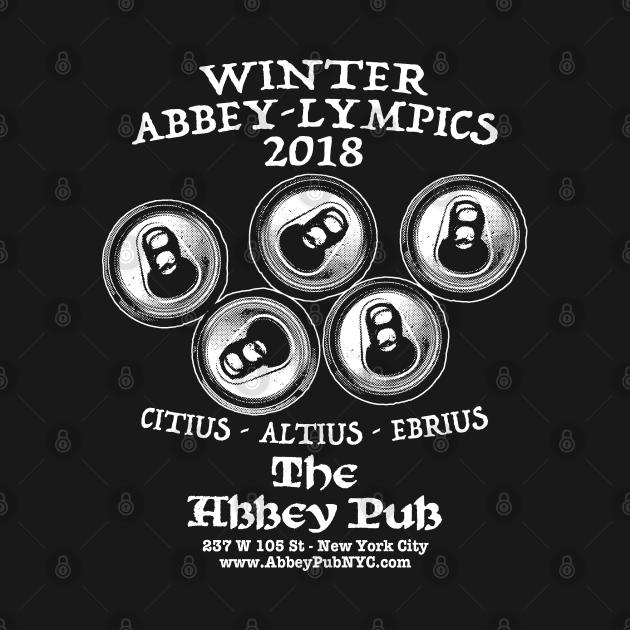 Winter Abbey-lympics 2018