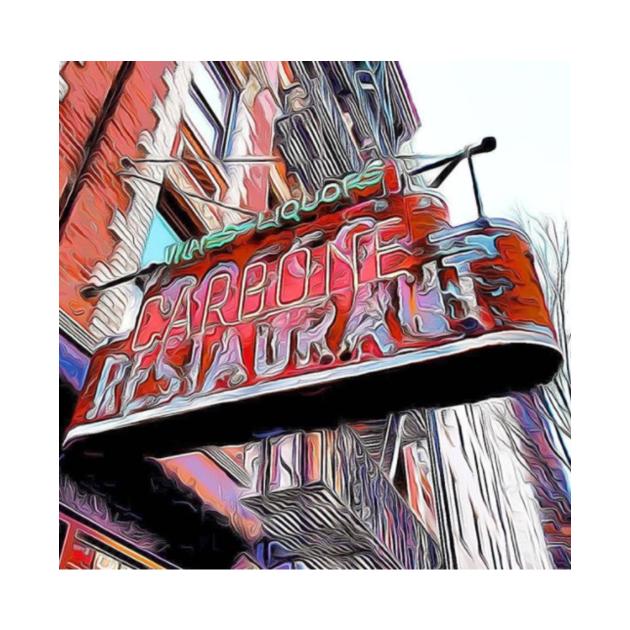 Red Sauce Italian NY