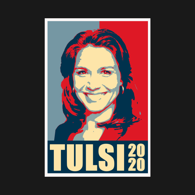 TULSI Gabbard for President 2020