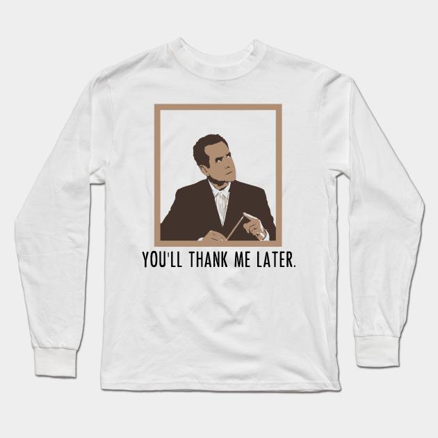 Monk Comedy Drama Mystery TV Series USA Logo Adult Long Sleeve T-Shirt