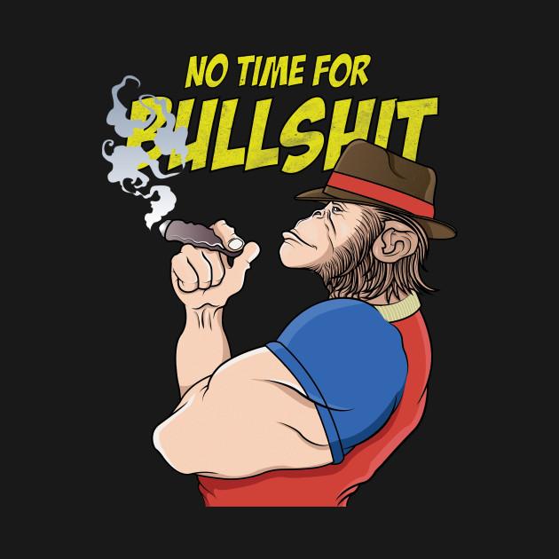 no time for bullshits