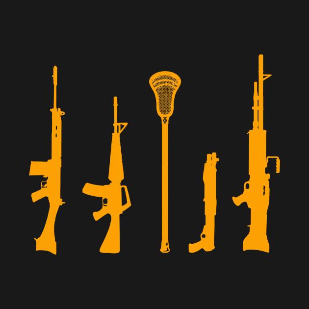 Lacrosse Weapons