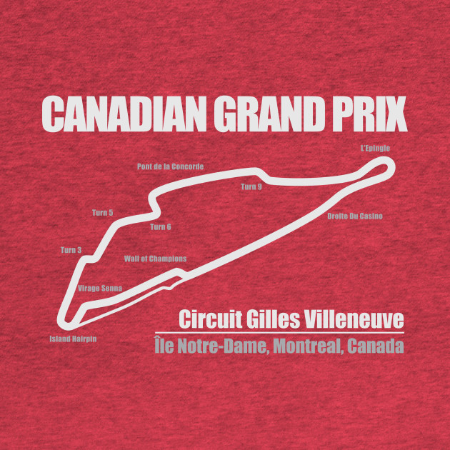 Canadian Grand Prix DS