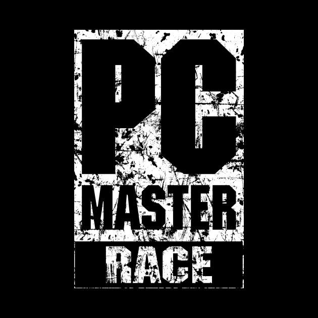 PC Master Race - Grunge