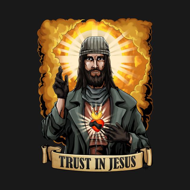 Trust in Jesus - Walking Dead