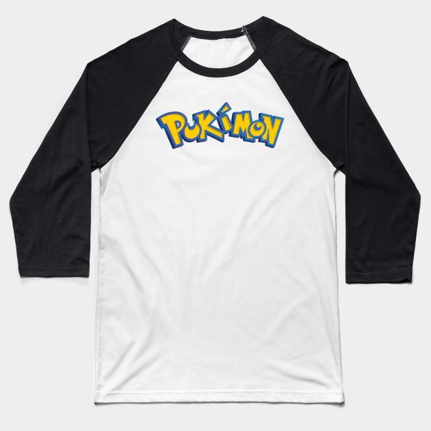 6273b8a1 Pukimon - Funny filipino Design - Funny Filipino - Baseball T-Shirt ...