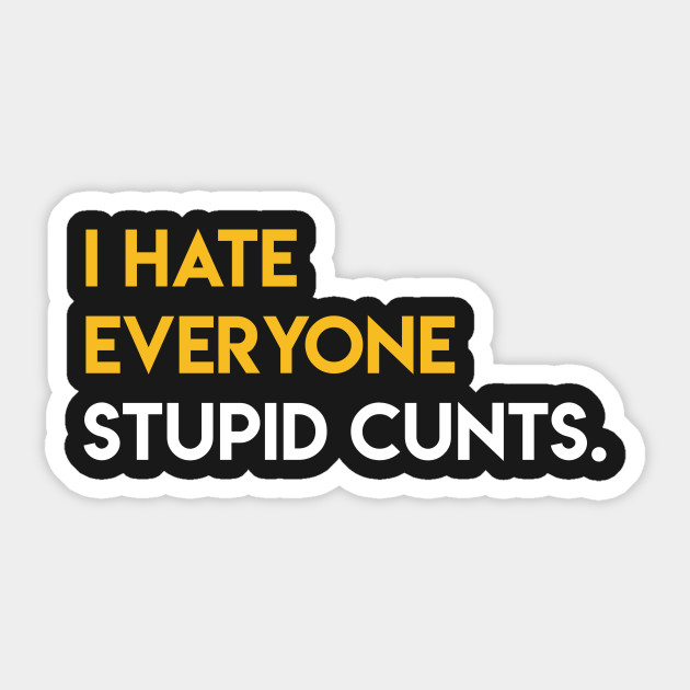 Everyone! Sticker