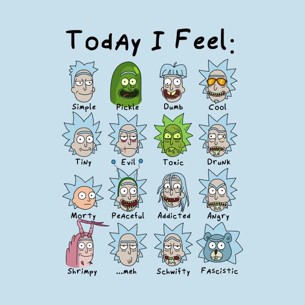 Today I Feel Rick