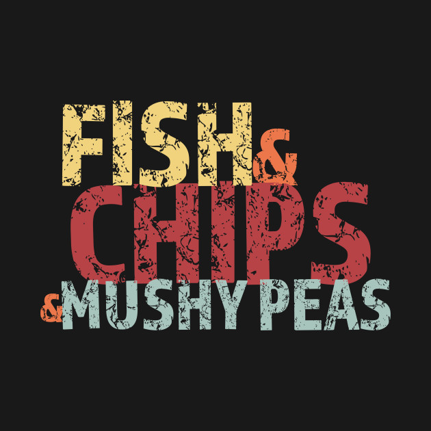Fish And Chips Mushy Peas