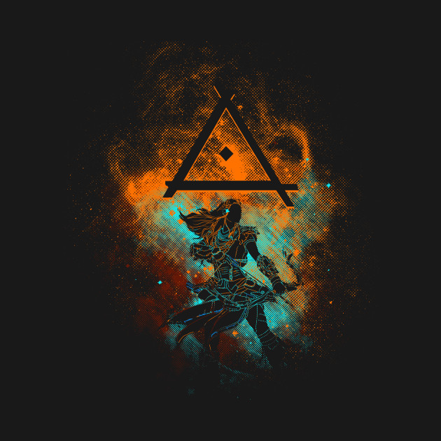Aloy Art T-Shirt
