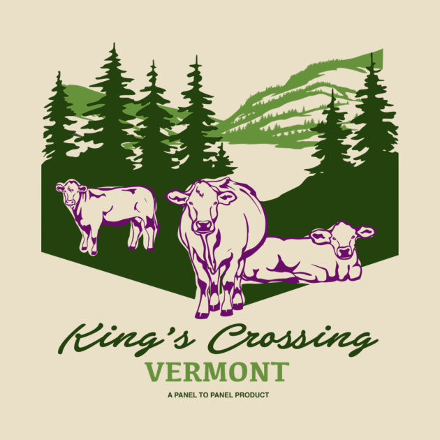 King's Crossing, Vermont: Home of the Skrulls