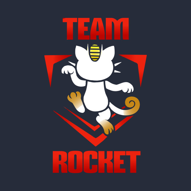 ef504be1 Pokemon Go - Team Rocket! - Pokemon Go - Kids T-Shirt | TeePublic