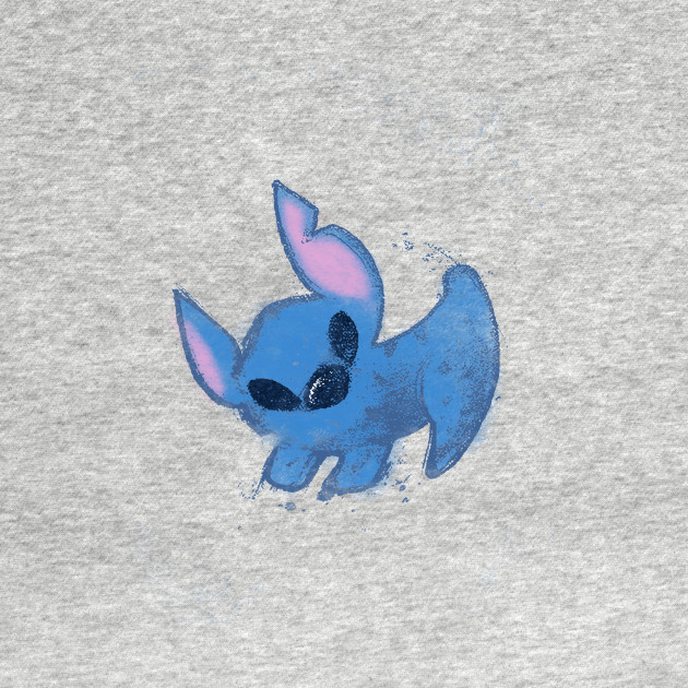 Stitch Lion King