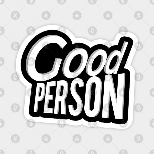Good Person