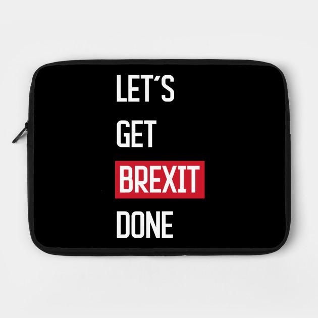 Let's Get Brexit Done