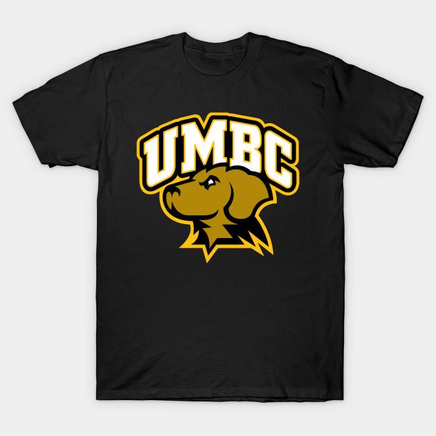 43f17e6d UMBC Basketball - Umbc - T-Shirt   TeePublic
