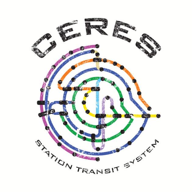 Ceres Transit Station System