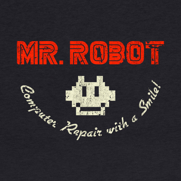 Mr. Robot Light - Vintage