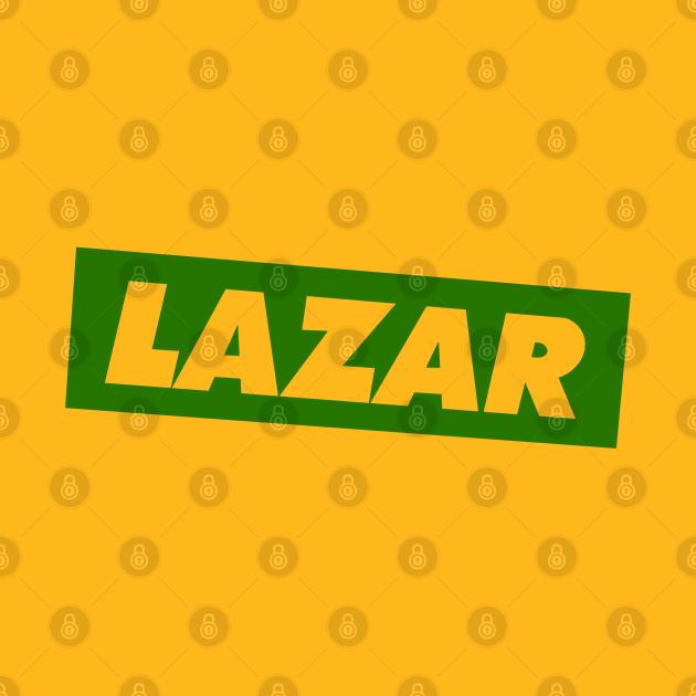 LazarBeam logo Green