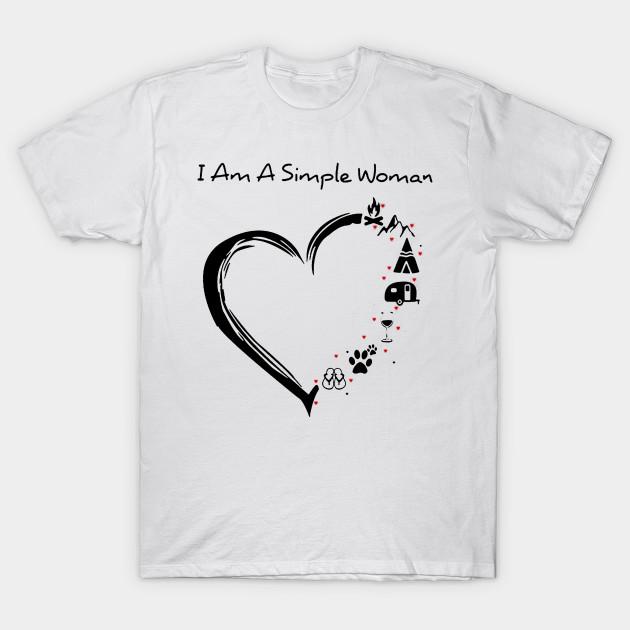 Kleidung & Accessoires Blusen, Tops & Shirts I Love Heart Vanuatu Ladies T-Shirt